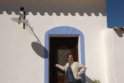 Maria Paola Loi in Oliena