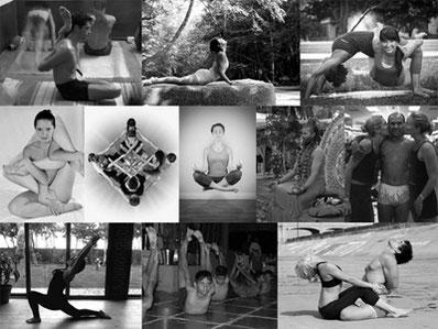 yoga ヨガインストラクター