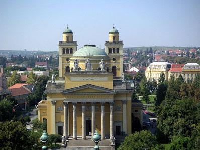 Basilique d'Eger Hongrie