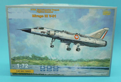 MustHave! Model Mirage III V-01