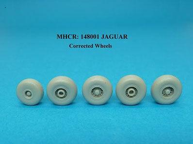 MustHave! Model wheels Jaguar