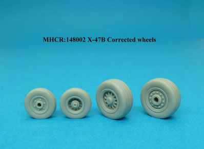 MustHave! Model wheels X 47 b