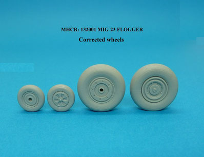 MustHave! Model wheels MIG