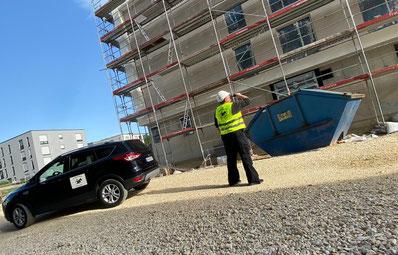 Baustellenbewachung - sicherheitsdienst eska gmbh
