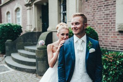 Yoyo Hapich - Hochzeitsfotograf aus NRW, Meine Frau und ich
