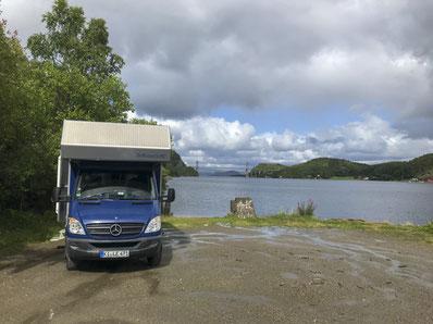 am Namsenfjord