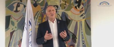 Jacques Krabal, Secrétaire général de l'Assemblée parlementaire de la Francophonie.