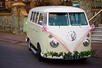Hochzeitsmotto Hippiestyle