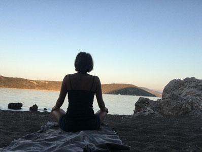 Ruhe finden, Momente ganz unmittelbar genießen