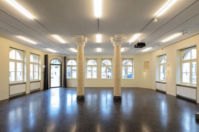 Das heutige Foyer. Bild: Haus der Geschichte  Baden-Württemberg / Daniel Stauch
