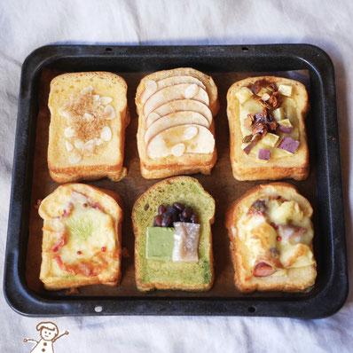 フレンチトーストフェア