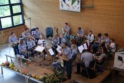 Jugendorchester im Jahr 2009