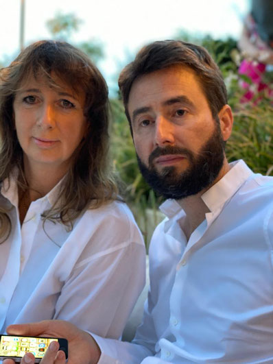 SIMON & DEBUYSERIE Cie : Anne SIMON & Mickaël DEBUYSERIE