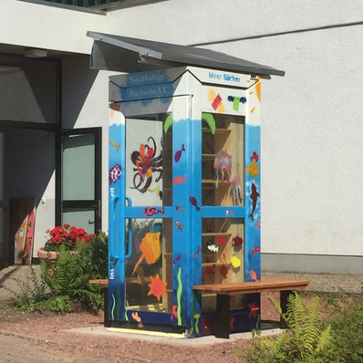 BücherboXX in Mörsbach