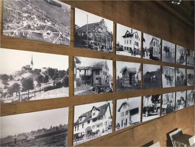 Spannende Ausstellung über Jakob Zollinger und seine Werke. Bild: zvg