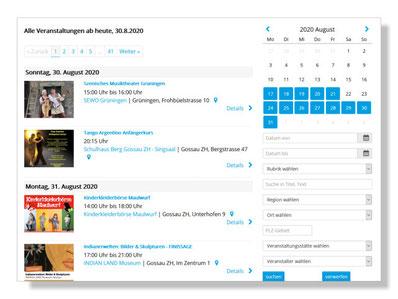 Neues Agenda-System mit Vorteilen für alle. Bild: bunts.ch