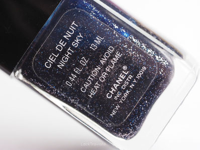 CHANEL CIEL DE NUIT NIGHT SKY