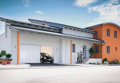 Die perfekte Ergänzung zu ihrer Garage - © Normstahl