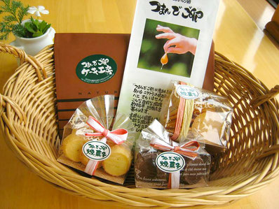 写真はつまめるご卵のクッキー。糸島名産品の賞品は随時発表しています!☆(写真は今回の賞品とは限らずイメージです)