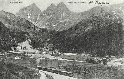 Rathe - Fehlmann Basel, gestempelt 06.08.1912