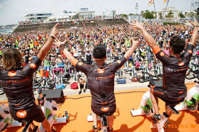 Marina Juan Carlos Spinnig Radsport Valencia