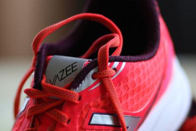 Der 'Vazee Pace' von New Balance sieht super aus und macht richtig Spaß.