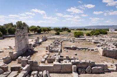 Rapporti tra vincolo paesaggistico e vincolo archeologico for Vincolo paesaggistico
