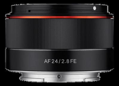 Samyang AF 24mm F2.8 FE für Sony E