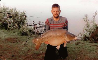 pêche carpe no-kill Somme Picardie Haut-de-France Etang Acrocarpe