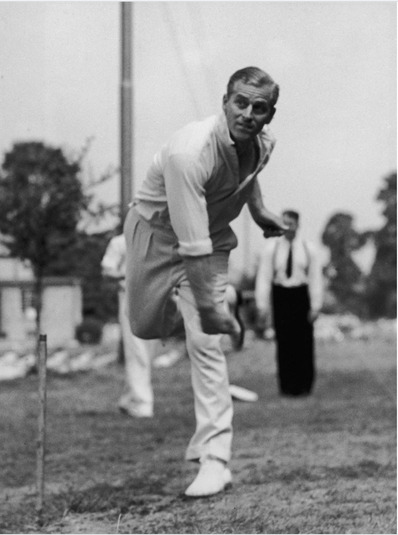 """Sportif, séduisant en diable, le jeune homme est décrit par ses professeurs comme """"un leader né"""". © Archive Photos/Getty Images"""