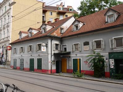 Girardihaus, Graz. Foto: Initiative für ein unverwechselbares Graz
