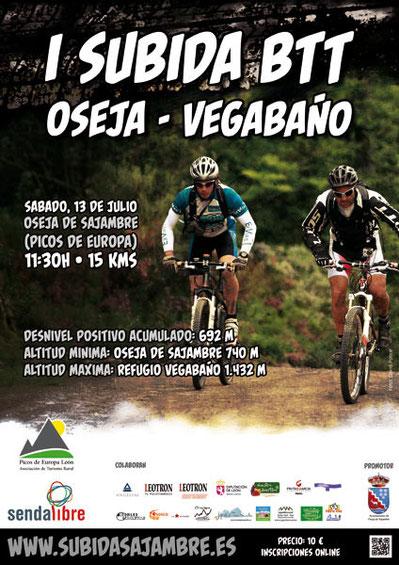 BTT Oseja - Vegabaño