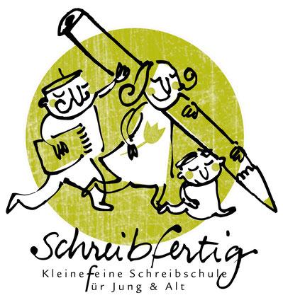 Kleine feine Schreibschule für Jung & Alt