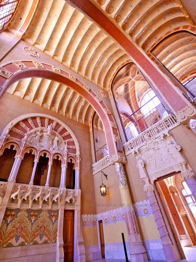 サン・パウ病院、礼拝堂