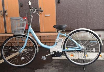 電動アシスト付き 自転車