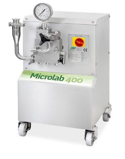 Eismixhomogenisator, Hochdruckhomogenisator für Eiscreme