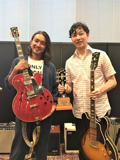 Jazz Guitar Contest 2019(G-Club Tokyo × jazzLife sponsored by Gibson)-1