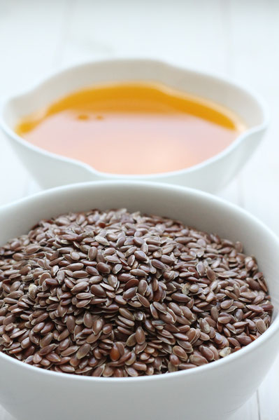 Ernährungscoach rät zu viel Leinöl