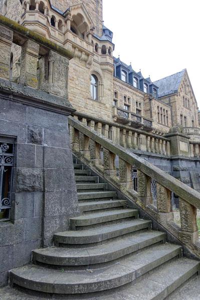 Schloss Waldthausen Mainz Sparkassenakademie Lennebergwald
