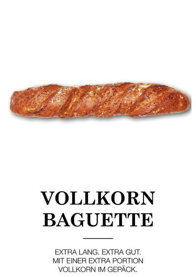 Vollkorn Baguette