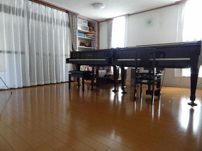 アルペジオミュージックスクールレッスン室