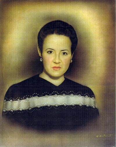 Maria Eugenia Yepes de Loretto