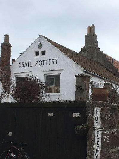 Die Crail Pottery