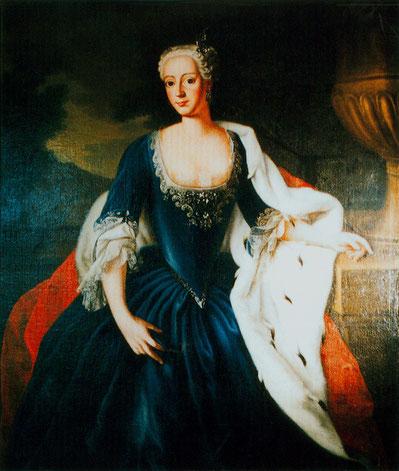 アンスバハ辺境伯夫人フリーデリーケ・ルイーゼ・フォン・プロイセン