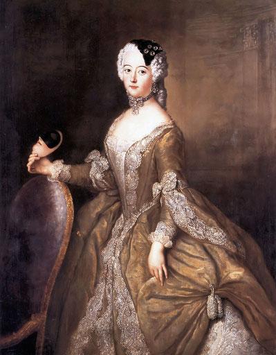 スウェーデン王妃ルイーゼ・ウルリーケ・フォン・プロイセン