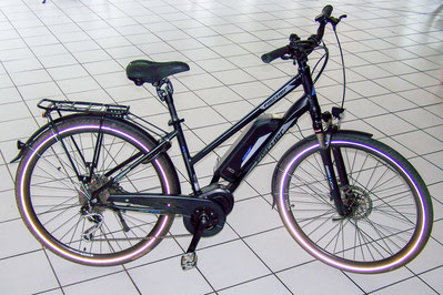 E-Bike Verleih Lohof am Edersee - Haibike, KTM, Kalkhoff, Fischer, Ruff Cycles,