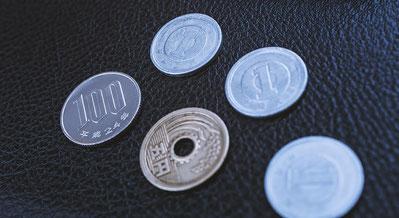 硬貨の写真