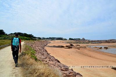 Ile Renote Côte de Granite Rose Trégastel Bretagne