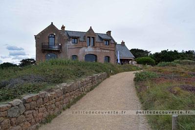 Maison du Littoral côte de granit rose