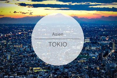 Tokio, Japan, Reisetipps, Reiseführer, Die Traumreiser